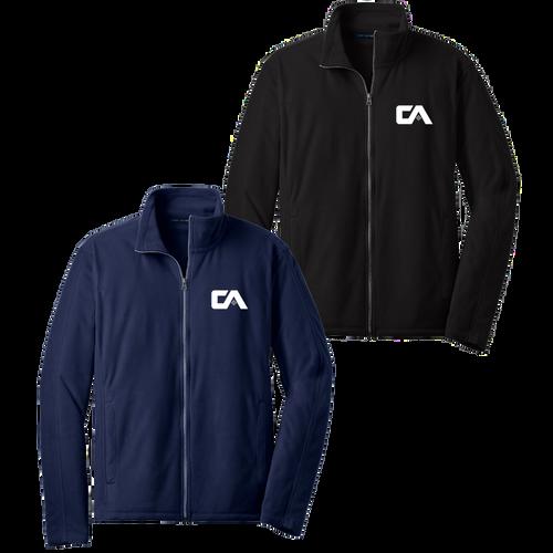 Campbell & Associates Microfleece Jacket (RY421)