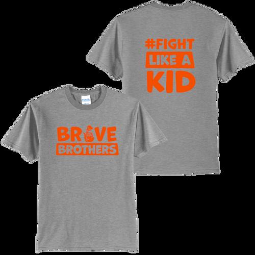 Brave Brothers Tee (F430/B042)