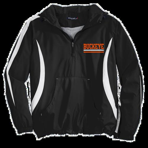 Buckeye Football Anorak Jacket (RY272)