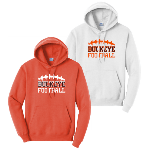 Buckeye Football Hoodie (F426/F428)