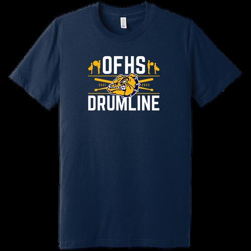 Olmsted Falls Drumline Tee (F433)