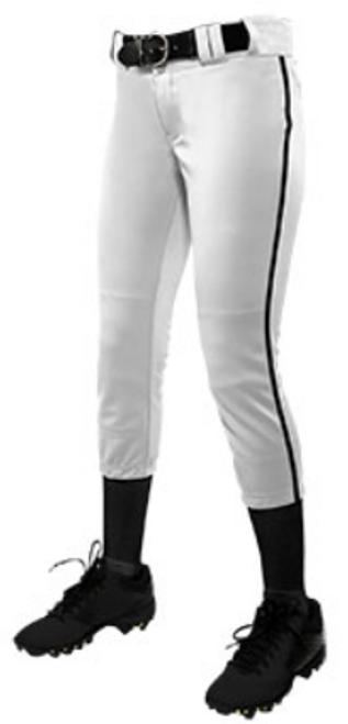 Explosive Fastpitch Pants (White/Black) MANDATORY ITEM