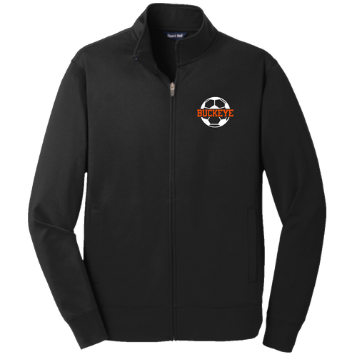 Buckeye Soccer Full Zip Jacket (RY338)