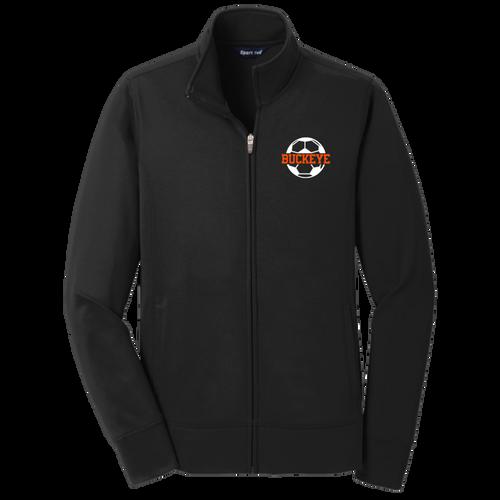 Buckeye Soccer Ladies Full Zip Jacket (RY338)
