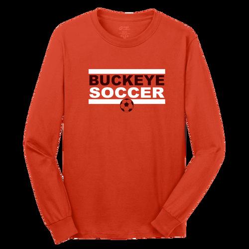 Buckeye Soccer LS Tee (F438)