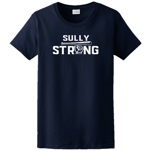 Sully Strong Ladies Tee (F446)