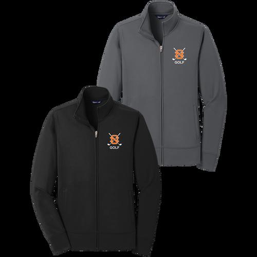 North Olmsted Girls Golf Ladies Full Zip Jacket (RY339B)