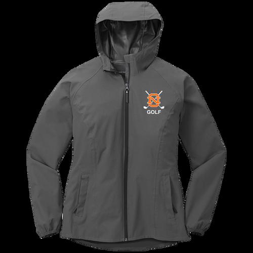North Olmsted Girls Golf Ladies Rain Jacket (RY339B)