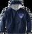 OF Lady Bulldogs Performance Jacket - Navy