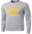 OFBA Long Sleeve Dry Fit - Silver