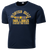 Bulldogs Swim & Dive Performance Tee - Navy