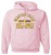 Bulldogs Swim & Dive Hoody - Pale Pink