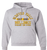 Bulldogs Swim & Dive Hoody - Ash