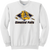 Olmsted Falls Hockey Crewneck - White