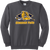 Olmsted Falls Hockey Crewneck - Charcoal