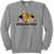 Olmsted Falls Hockey Crewneck - Athletic Heather