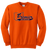 Premier Ohio Crewneck Sweatshirt - Orange