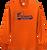 Premier Ohio Long Sleeve Tee - Orange