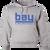 Bay Lacrosse Hooded Sweatshirt - Athletic Heather