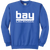 Bay Lacrosse Crewneck Sweatshirt (F113/F114)