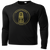 Forest City Standing Tall Performance Tee Long Sleeve - Black