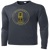 Forest City Standing Tall Performance Tee Long Sleeve - Iron Grey