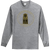 Forest City Standing Tall Long Sleeve Tee - Athletic Heather