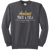 Amherst Indoor Track & Field Crewneck - Charcoal Grey