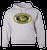 OF Lacrosse Hooded Sweatshirt - Ash