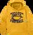Bulldog Youth Football Performance Hoody - Gold