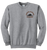 NOHS Swim & Dive Crewneck - Athletic Heather