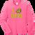 OFIS Ladies LS Tee - Neon Pink