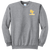OFHS Lax Crewneck - Athletic Heather