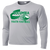 Columbia Youth Football Performance LS Tee - Silver