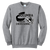 Columbia Youth Cheer Crewneck - Athletic Heather