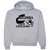 Columbia Youth Cheer Hoodie - Athletic Heather