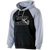 Columbia Youth Cheer Banner Hoodie - Black Athletic Heather