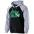 Columbia Youth Cheer Banner Hoodie - Black/Athletic Heather