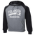 Columbia Raiders Colorblock Hoodie -  White Logo