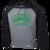 Columbia Raiders Colorblock Hoodie - Kelly Logo