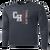 Cuyahoga Heights Softball Performance LS Tee - Iron Grey