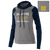 Graphite Heather/Navy - Number on back