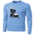 Fit By Five Performance LS Tee - Carolina Blue