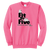 Fit By Five Crewneck - Neon Pink