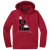 Fit By Five Performance Hoodie - Deep Red