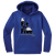 Fit By Five Performance Hoodie - Royal