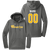 NEO Navigators Performance Hoodie - Dark Smoke Grey - Name and number