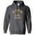 ECC Paws To Be Kind Hoodie - Charcoal