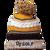OFHS Girls Golf Pom Pom Beanie (RY396)