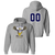 North Ridgeville Lacrosse Hoodie (F328)
